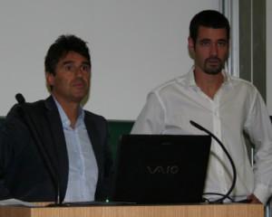 FIFA Schiedsrichterchef Busacca und ich